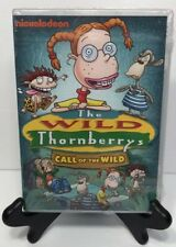 NEW The Wild Thornberrys: Call of the Wild DVD 5 Epiosodes, Nickelodeon 110 Min