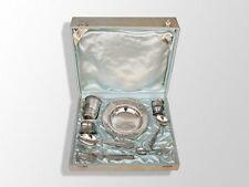 ménagère métal argenté 8 pièces