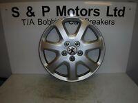 "Peugeot 308 07-11 16"" Novae Centre Wheel Hub Cap Trim 9646604080 #2"
