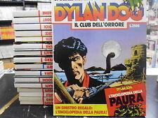DYLAN DOG SPECIALE - 1/17 - BONELLI - 1987 - 1/5 NO LIBRETTO - 6/13 CON LIBRETTO