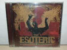 ESOTERIC - WITH THE SURENESS OF SLEEPWALKING - CD