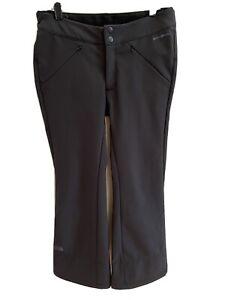 The North Face Windwall Women's Snowboard Ski Pants Size Small Flare Leg