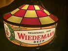 Wiedemann Beer Hanging Lamp Sign