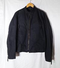 Helmut Lang Cotton Cafe Racer Jacket