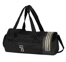 ffa29085fd adidas JUVENTUS Duffle Medium Bags Black Running Cross Bag Cr7 Gym Sacks  CY5560
