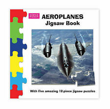 Science Museum Photographic Jigsaw Books: Aeroplanes (Science Museum Photo Jigsa