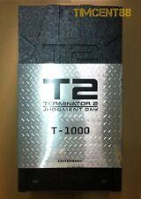 Enterbay Terminator 2 The Judgment Day T2 1/4 HD T-1000 Robert Patrick Figure