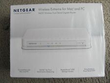 Netgear N600 Wireless Extreme Dual Band Gigabit Router for MAC & PC WNDRMAC-100N