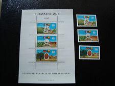 DAHOMEY - sello - yt nº 282 283 aire 109 colección 16 N (Z1) stamp (A)