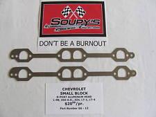 Chevrolet Small Block Exhaust Gaskets (D-Port)