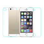Protector de Cristal Templado Delantero y Trasero Transparente de iPhone 6/S