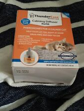 ThunderEase Calming Pheromone Diffuser for Cats - Refill exp 02/22