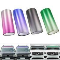 DIY Car Window Sun Visor Strip Tint Film Front Windshield Protect Sticker S G6B6