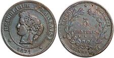 5 CENTIMES CERES 1871 K  F.118