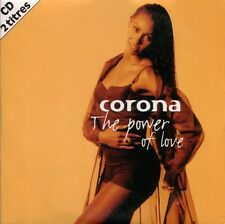 Corona CD Single The Power Of Love - France (EX/M)