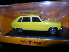 1:43 MaXichamps Renault 16 1965 yellow/gelb Nr. 940113101 OVP