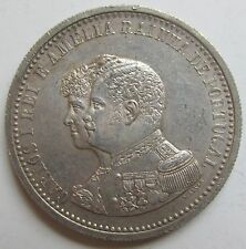 1898 Portugal 500 Reis 500th Anniversary of India