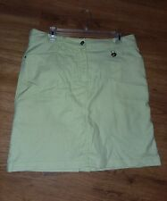 Daily Sports Ladies Womens Lined Skort Size 10 Very Nice