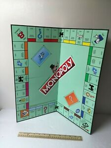 NEW MONOPOLY Replacement BOARD FREE SHIPPING
