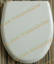 Gala Elia Resin Replica toilet seat, cover and CP hinges