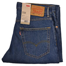 Levi's Men's 550 Relaxed Fit Jeans (Levis 550 authentic, brand new guaranteed)