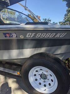 Boat for sale! 1986 Ski Nautique 2001...323 hours