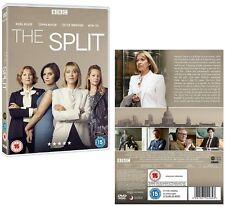 THE SPLIT (2018): 6 Part BBC Divorce Lawyer Drama TV Season Series - NEW Rg2 DVD