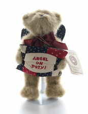 Boyds Bears 4th of July Plush Angela Keepsafe Style# 903031 Head Bean Collection