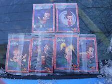 jimmy neutron ore ida cards 6 sealed packs