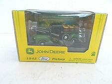 NIB 1942 John Deere Die Cast Ford Pick Up Truck 1/43 scale Gearbox Toys