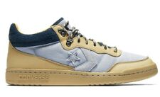 Converse Fastbreak Mid Uk 9.5 Gravel Halogen Blue Khaki Bnib 160283C Clot X Boot