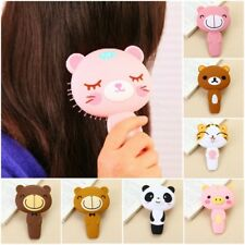 Cute Portable Creative Lovely Hair Brush Cartoon Massage Air Cushion Hair Comb