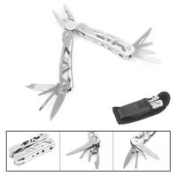 Outdoor Tools Steel Multifunctional Pliers Pocket Folding Screwdriver Knifes EDC