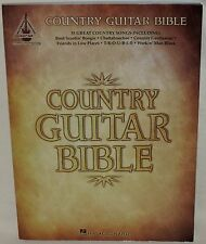 Country Guitar Bible - 35 Great Country Songs - SC 2001