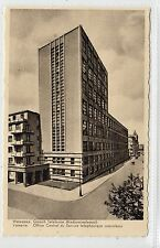 CENTRAL OFFICE OF TELEPHONE SERVICE, WARSAW: Poland postcard (C20398)