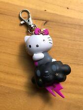 Tokidoki Hello Kitty Vinyl Keychain~7-11 Black Edition~Magic Cloud~Sanrio