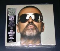 GEORGE MICHAEL LISTEN WITHOUT PREJUDICE VOL.1 + MTV UNPLUGGED DOPPEL DIGI CD NEU
