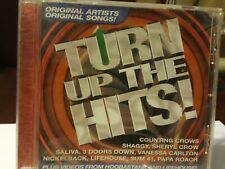 Turn Up The Hits! Various Audio CD