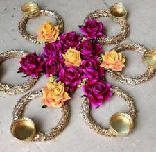 Rangoli Diya Perfect Diwali Gift Item Beautifully Home Decorated Impressive Look