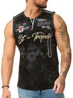 T Shirt Hoodie Longsleeve Ärmellos Shirt Tank Top St.Tropez Herren