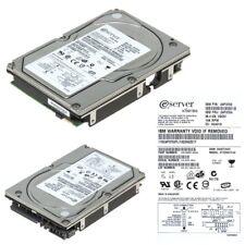 Lecteur de disque dur IBM eServer 24p3703 36.4GB Go ST336607LW SCSI 68-Pin 8.9CM