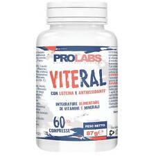 Prolabs Viteral 60 Compresse Integratore Multivitaminico Completo Antiossidante