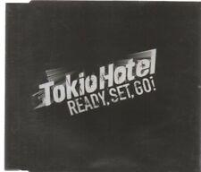 TOKIO HOTEL- READY, SET, GO (1 track promo CD single)