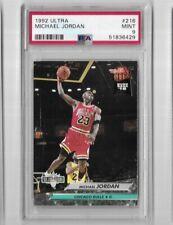 1992-93 Fleer Ultra Michael Jordan Jam Session PSA 9 No. 216