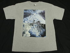 NEW Mens Fly Society T-Shirt All City Tee Grey Urban *Made In USA* Size XL M662