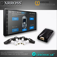XRROSS Wireless TPMS Tire Pressure Monitoring System Internal Sensors  Android