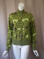 prAna Green print Jacket top size S Excellent