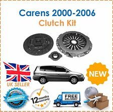 For Kia Carens 2.0 TD CRDI Diesel MK2 2000-2006 Complete 3 Piece Clutch Kit New