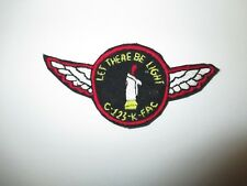 b5436 US Air Force Gun Ship Flare C 123K FAC Let There Be Light IR23B