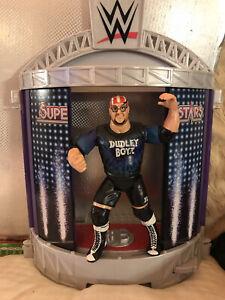 Bubba Ray Dudley ECW OSFTM Wrestling figure WWE WWF Dudleys Dudleyz AEW TNA NXT